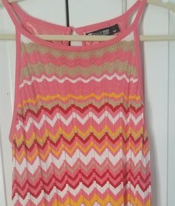 3 for $20 NY &Co striped knit tank L